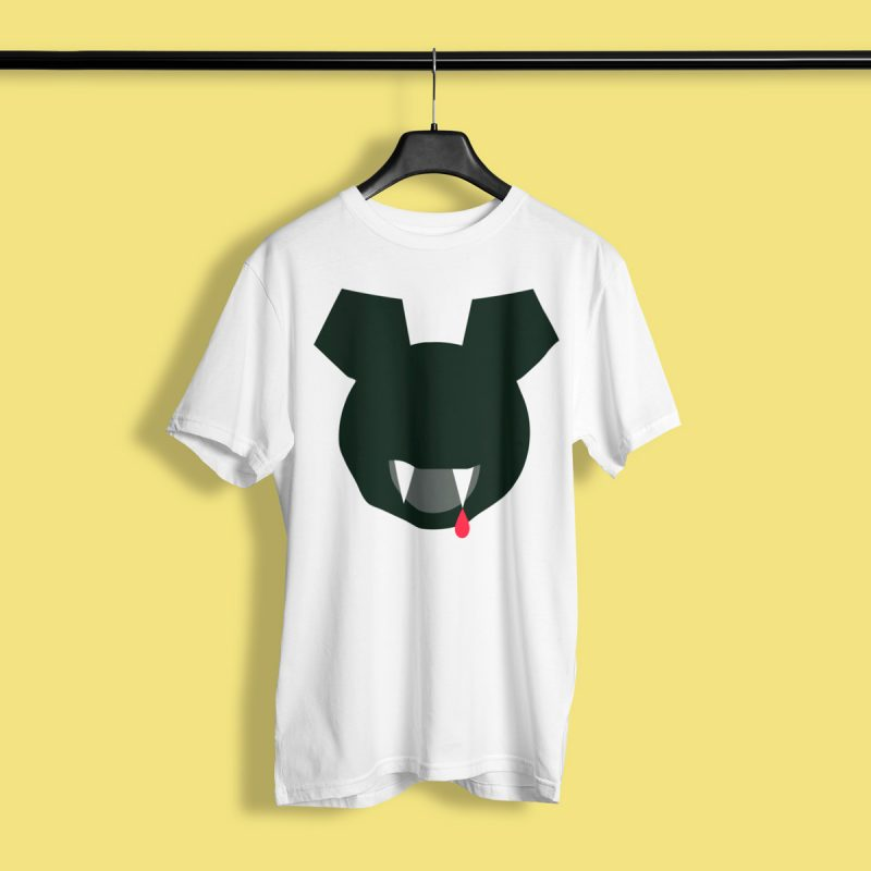 hip men's tees mono y mona