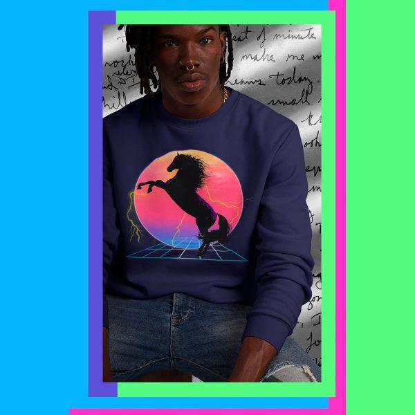 Original Men's Sweatshirt mono y mona