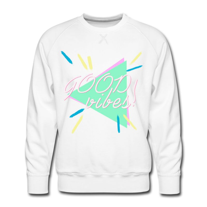 Cool men's sweatshirts mono y mona