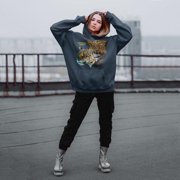 original women's hoodie mono y mona