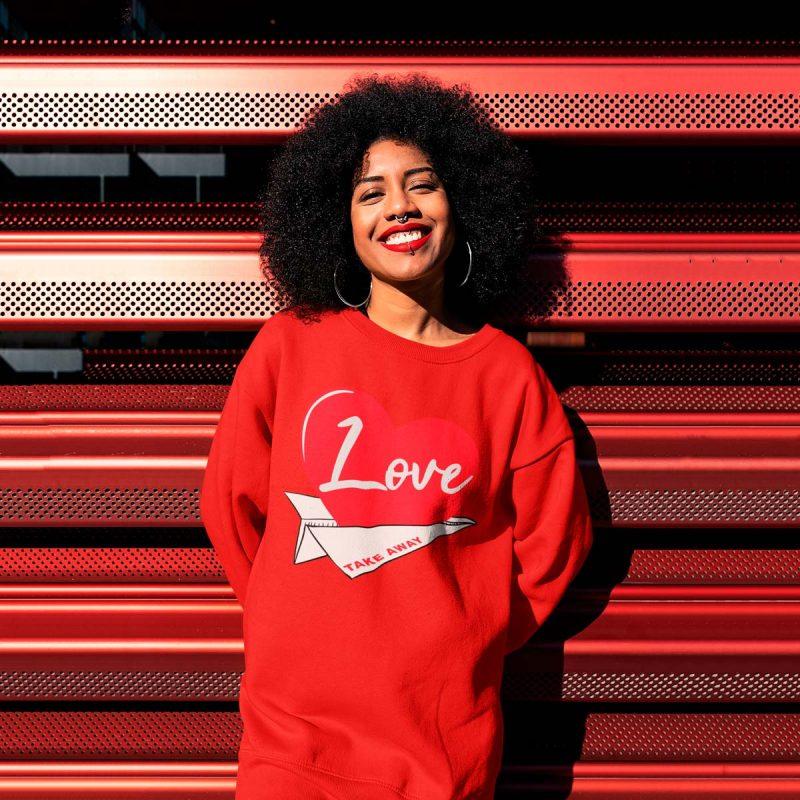 Cool women's sweatshirts mono y mona
