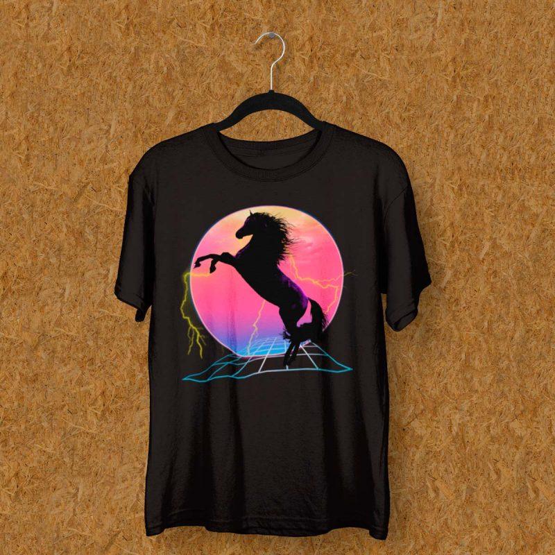Vintage T-shirts mono y mona