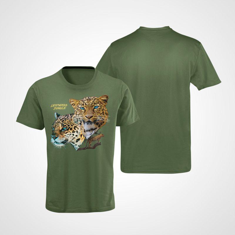 Original men's Graphic T-shirts mono y mona