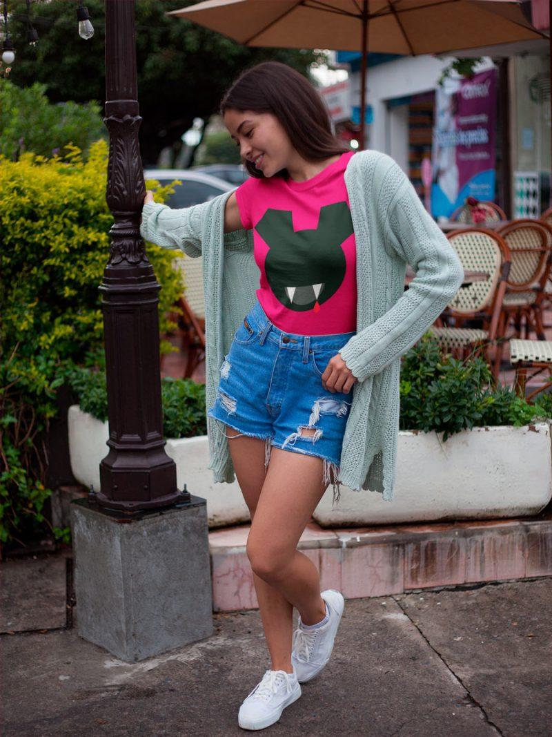 Original women's T-shirts mono y mona