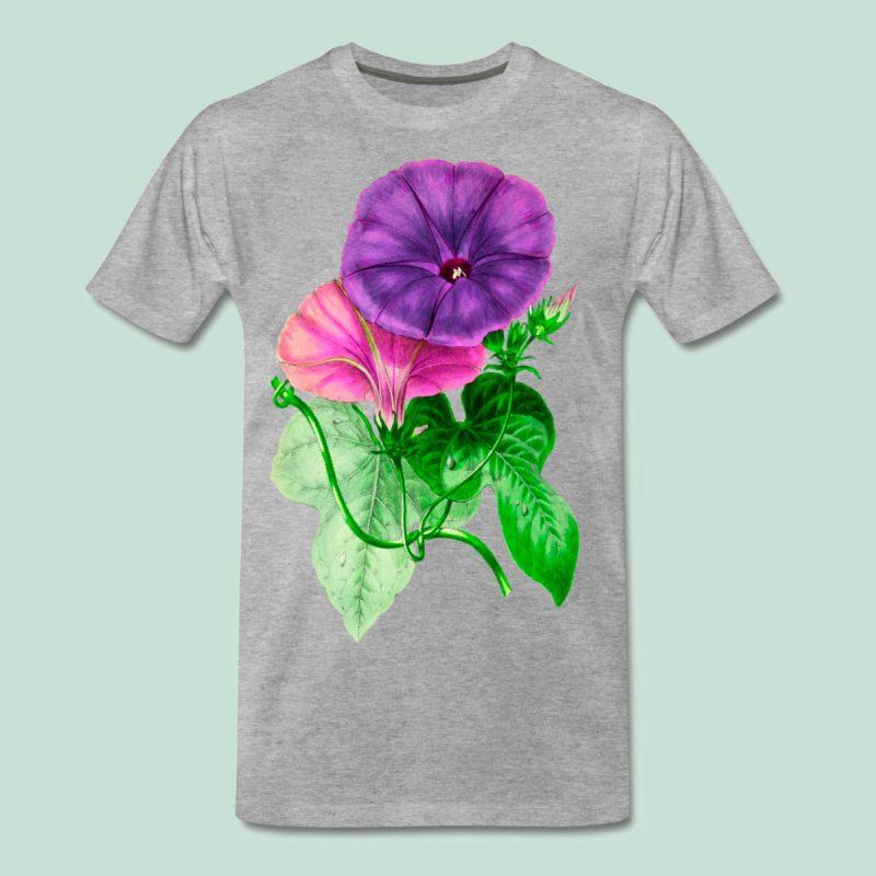 Cool men's T-shirts mono y mona
