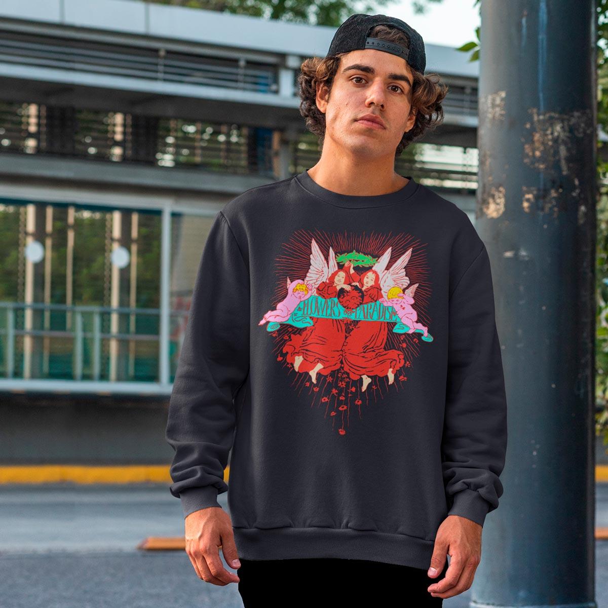 Cool Angels sweatshirts mono y mona