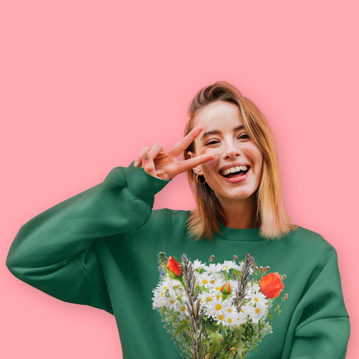 Graphic sweatshirts mono y mona