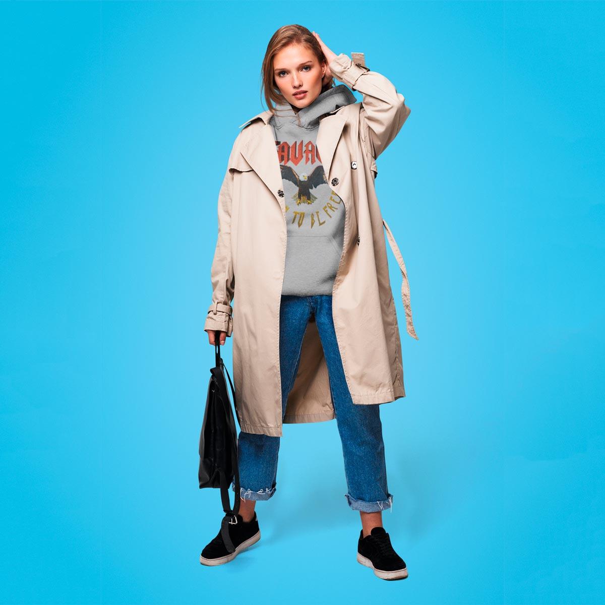 Graphic hoodies mono y mona